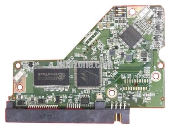 2060-771668-000 WD πλακέτα σκληρό δίσκο