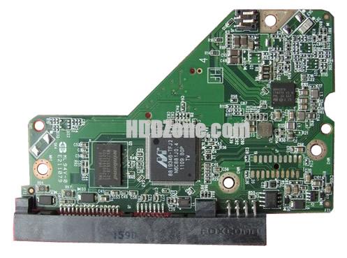2060-771824-001 WD πλακέτα σκληρό δίσκο