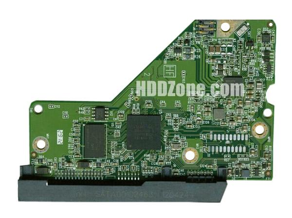 2060-771829-004 WD πλακέτα σκληρό δίσκο