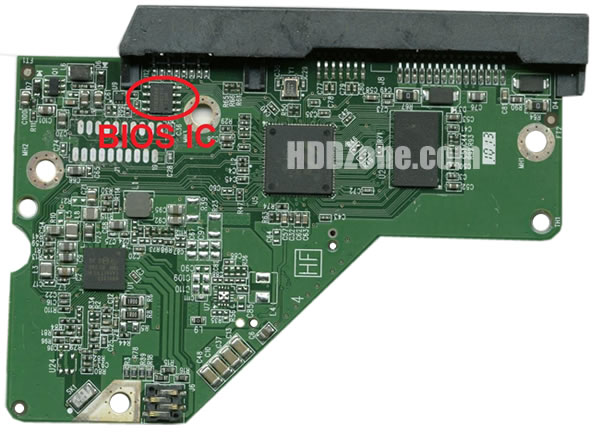 2060-771945-000 WD πλακέτα σκληρό δίσκο