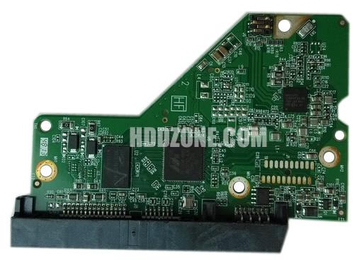 2060-771945-001 WD πλακέτα σκληρό δίσκο