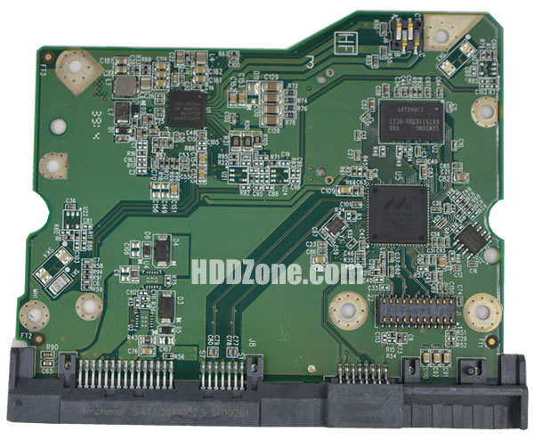 2060-800001-002 WD πλακέτα σκληρό δίσκο
