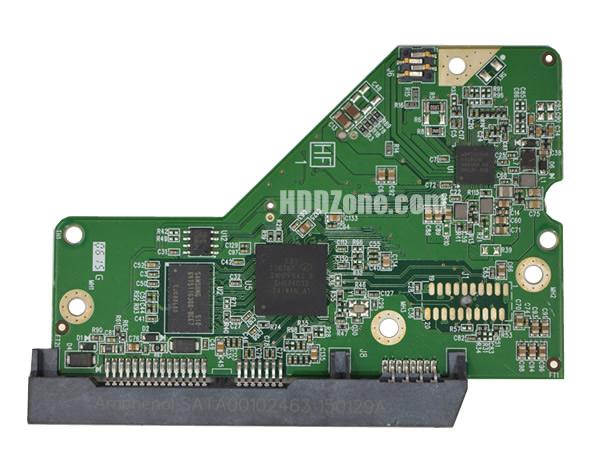 2060-800006-001 WD πλακέτα σκληρό δίσκο